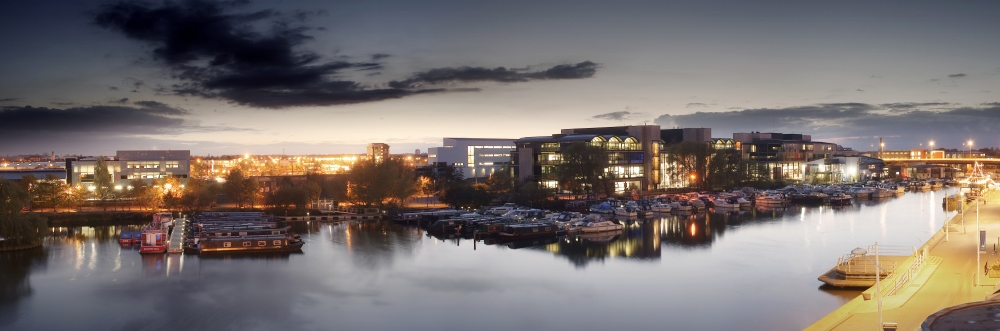 Brayford Pool Campus smaller