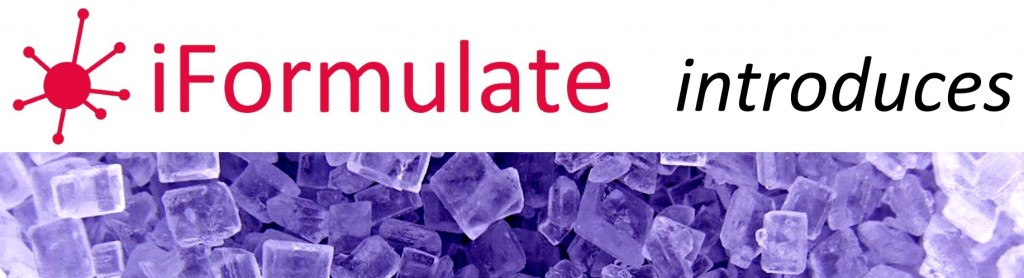 iformulate introduces crystallisation